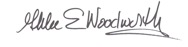 Ghlee E. Woodworth signature